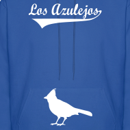 Design ~ Men's Hooded Azulejos Sweatshirt - Various Colours