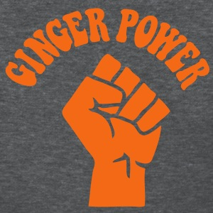 Ginger Power - Women's T-Shirt