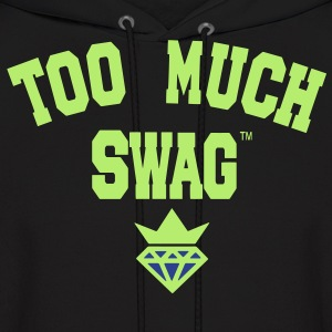 TOO MUCH SWAG Hoodies - Men's Hoodie