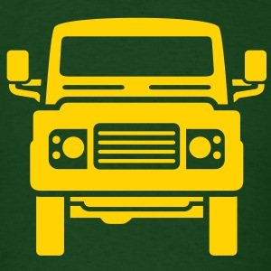 Land Rover illustration - Men's T-Shirt