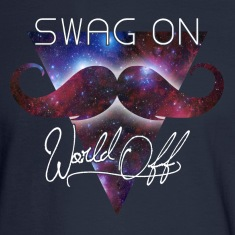 world off swag on Long Sleeve Shirts