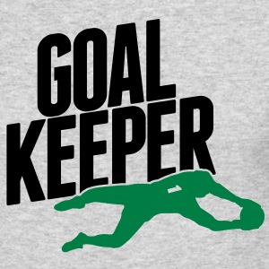 goalkeeper Long Sleeve Shirts - Men's Long Sleeve T-Shirt by Next Level