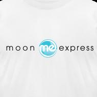 Design ~ Moon Express Men's T-Shirt