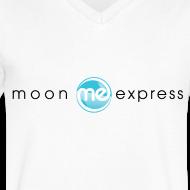 Design ~ Moon Express V-Neck T-Shirt