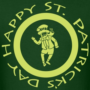 Happy St. Patrick's Day T-Shirts - Men's T-Shirt