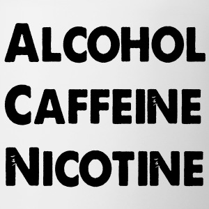 Alcohol Caffeine Nicotine