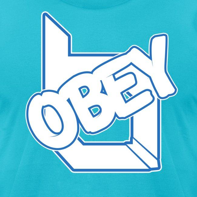ObeyAlliance Fresh American Apparel T-Shirt !