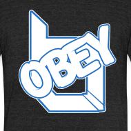 Design ~ ObeyAlliance Fresh Vintage T-Shirt !