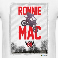 Ronnie Mac Graphic T