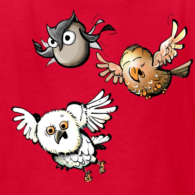 Kids: Mr Owl and Co