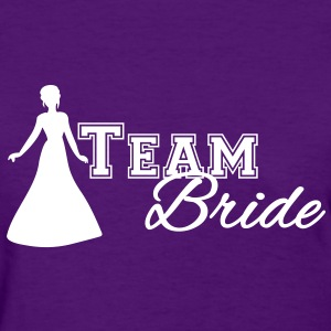 Team Bride Women's T-Shirts - Women's T-Shirt