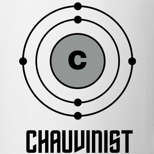 Carbon Chauvinist Mug