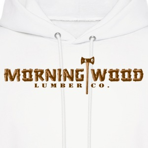 Morningwood Lumber Co Hoodies - Men's Hoodie