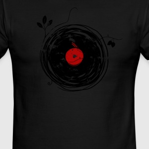 Enchanting Vinyl Records - Men's Ringer T-Shirt