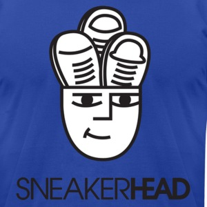 Sneakerhead T-Shirt By BAD Clothing - Men's T-Shirt by American Apparel