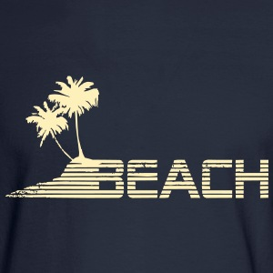 beach Long Sleeve Shirts - Men's Long Sleeve T-Shirt