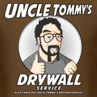 Design ~ Uncle Tommy's Drywall Service T-Shirt