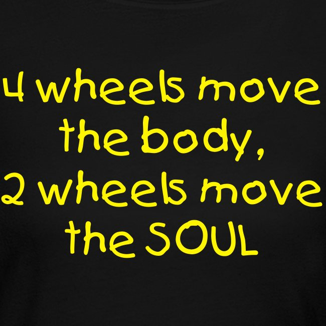 move the SOUL - Longsleeve LADIES
