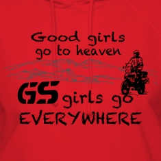 Good girls... girls - Hoody LADIES