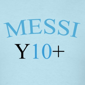 Messi y 10+ - Men's T-Shirt