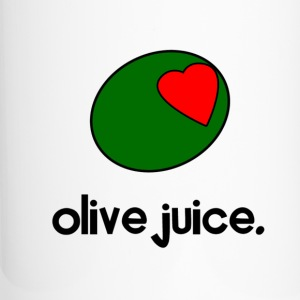 Olive Juice Bottles & Mugs - Travel Mug
