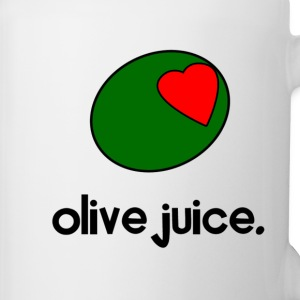 Olive Juice Bottles & Mugs - Coffee/Tea Mug