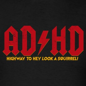 AD/HD T-Shirts - Men's T-Shirt