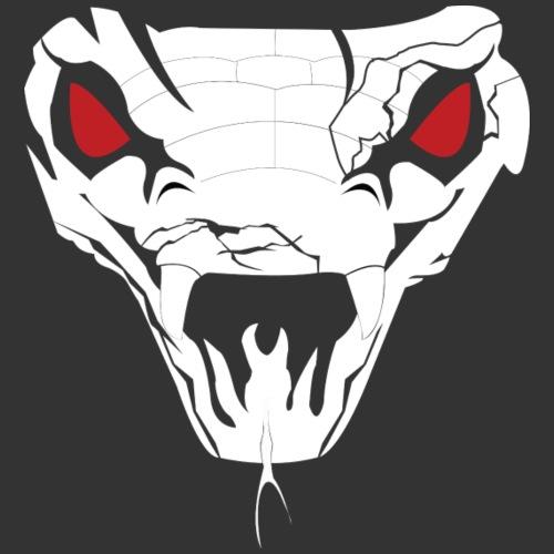 Cobra Skull (Digital Print)