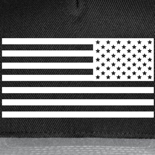 Backwards American Flag SnapBack d48af5427b