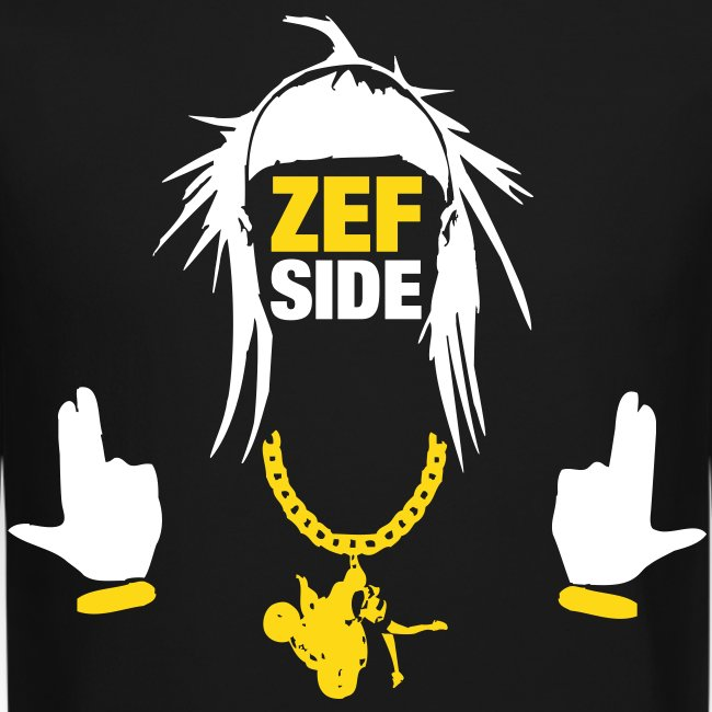 Zef Side Gold Chain 1