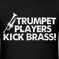 Trumpet Players Kick Brass