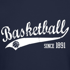 Basketball since 1891 Slogan Long Sleeve Shirts - Crewneck Sweatshirt