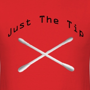 Just the tip - Men's T-Shirt