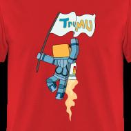 Design ~ Men's T-Shirt: TrueMU w/ Flag