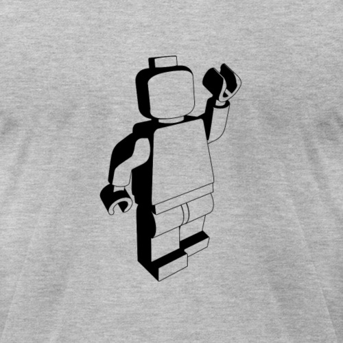 legoman black&white