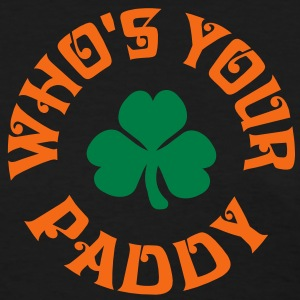 Whos Your Paddy v2 Women's T-Shirts - Women's T-Shirt