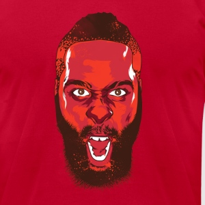 Fear The Beard Tee By BAD Clothing - Men's T-Shirt by American Apparel