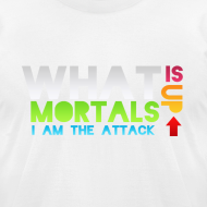 Design ~ What is up mortals?