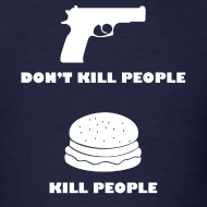 Design ~ Cheeseburgers Kill People