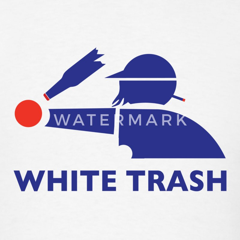 White Trash Sox T-Shirts - Men's T-Shirt