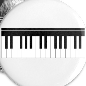 Piano keyboard Buttons - Small Buttons