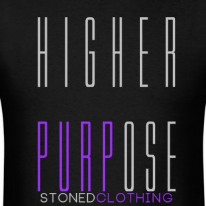 Higher Purpose - Men's T-Shirt