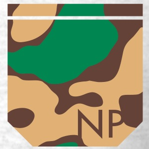 No Pocket - Dope Pocket Camo T-Shirts - Men's T-Shirt