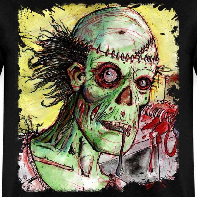 mens zombie patient