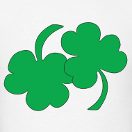 Design ~ 69ing Shamrocks (white)