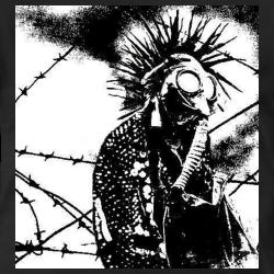Gasmask Punk