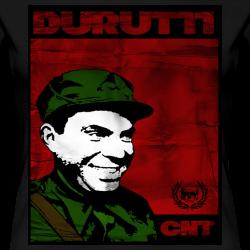 Buenaventura Durutti CNT