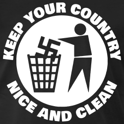 Keep your country nice and clean