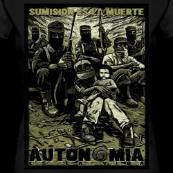 La sumision es la muerte - Autonomia es la vida