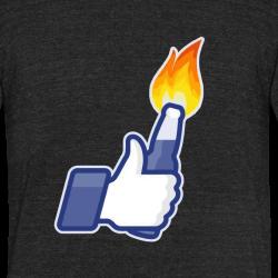 Facebook Like Molotov